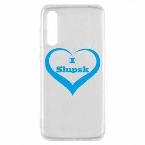Huawei P20 Pro Case I love Slupsk