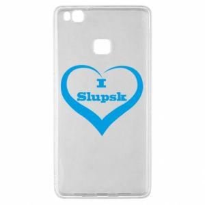 Huawei P9 Lite Case I love Slupsk