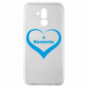Huawei Mate 20Lite Case I love Szczecin
