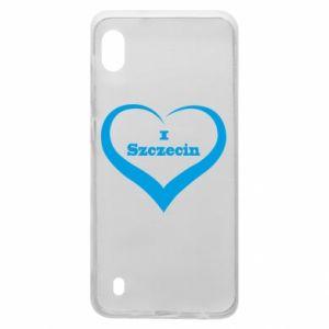 Samsung A10 Case I love Szczecin