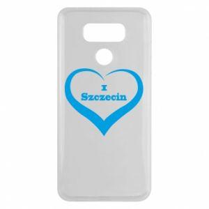 LG G6 Case I love Szczecin