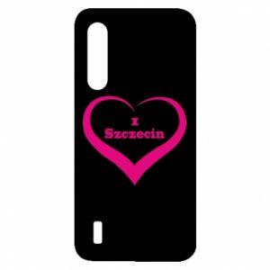 Xiaomi Mi9 Lite Case I love Szczecin