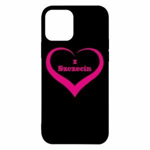 iPhone 12/12 Pro Case I love Szczecin