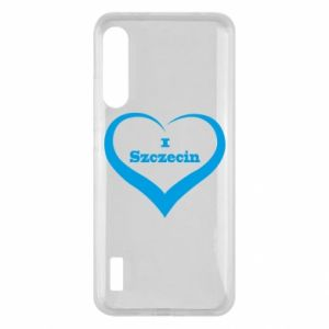 Xiaomi Mi A3 Case I love Szczecin