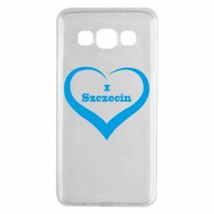 Samsung A3 2015 Case I love Szczecin