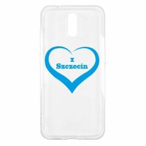 Nokia 2.3 Case I love Szczecin