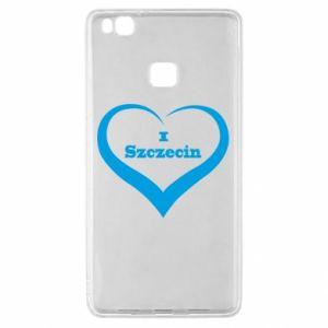 Huawei P9 Lite Case I love Szczecin