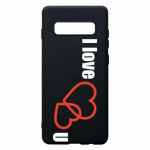 Phone case for Samsung S10+ I love U