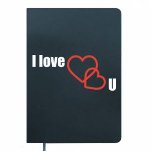 Notepad I love U