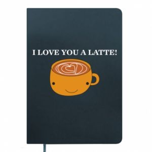 Notes I love you a latte