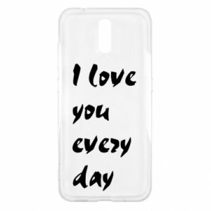 Nokia 2.3 Case I love you every day
