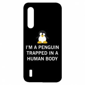 Etui na Xiaomi Mi9 Lite I'm a penguin