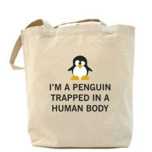 Bag I'm a penguin