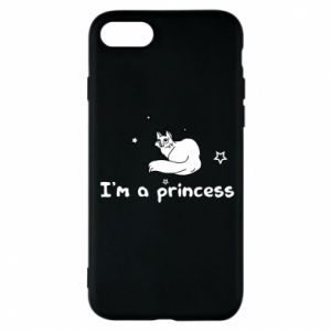 Etui na iPhone 8 I'm a princess