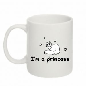 Kubek 330ml I'm a princess
