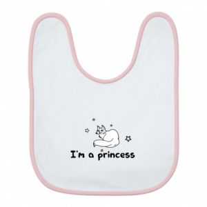 Śliniak I'm a princess