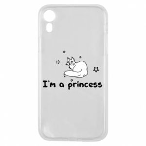 Etui na iPhone XR I'm a princess