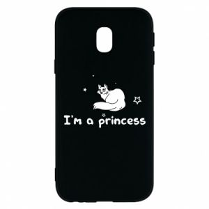 Etui na Samsung J3 2017 I'm a princess