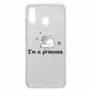 Etui na Samsung A30 I'm a princess