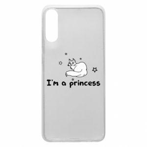 Etui na Samsung A70 I'm a princess