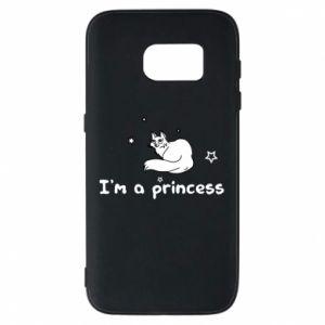 Etui na Samsung S7 I'm a princess