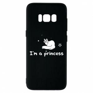 Etui na Samsung S8 I'm a princess