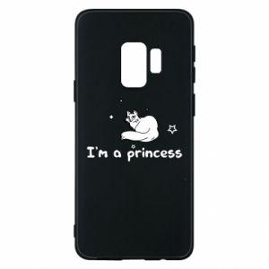 Etui na Samsung S9 I'm a princess