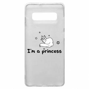 Etui na Samsung S10+ I'm a princess
