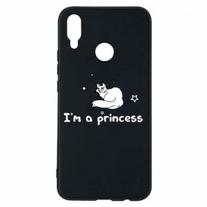 Etui na Huawei P Smart Plus I'm a princess