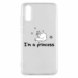 Etui na Huawei P20 I'm a princess