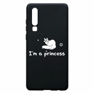 Etui na Huawei P30 I'm a princess