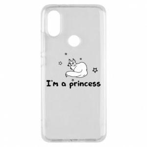 Etui na Xiaomi Mi A2 I'm a princess