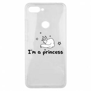 Etui na Xiaomi Mi8 Lite I'm a princess