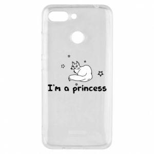 Etui na Xiaomi Redmi 6 I'm a princess
