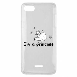 Etui na Xiaomi Redmi 6A I'm a princess