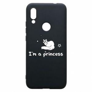 Etui na Xiaomi Redmi 7 I'm a princess