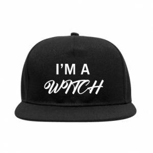 Snapback I'm a witch
