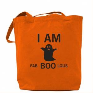 Bag I'm bab BOO lous - PrintSalon