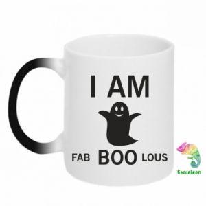 Chameleon mugs I'm bab BOO lous - PrintSalon