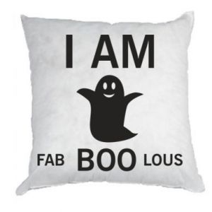 Pillow I'm bab BOO lous - PrintSalon