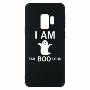 Phone case for Samsung S9 I'm bab BOO lous - PrintSalon
