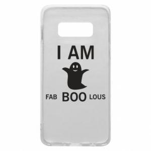 Phone case for Samsung S10e I'm bab BOO lous - PrintSalon
