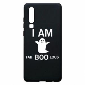 Phone case for Huawei P30 I'm bab BOO lous - PrintSalon