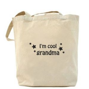 Torba I'm cool grandma