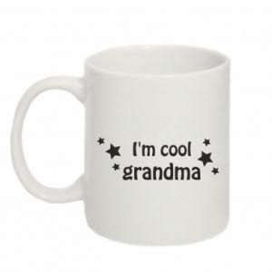 Kubek 330ml I'm cool grandma