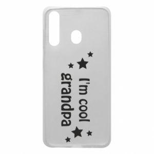Phone case for Samsung A60 I'm cool grandpa
