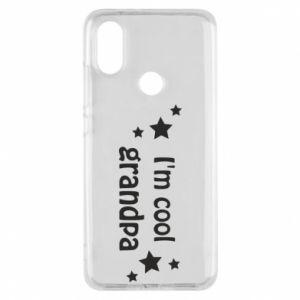 Phone case for Xiaomi Mi A2 I'm cool grandpa