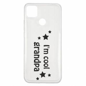 Xiaomi Redmi 9c Case I'm cool grandpa