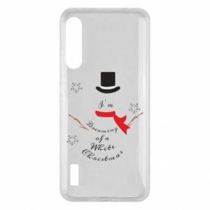 Xiaomi Mi A3 Case I'm dreaming of a white Christmas