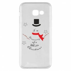 Phone case for Samsung A5 2017 I'm dreaming of a white Christmas